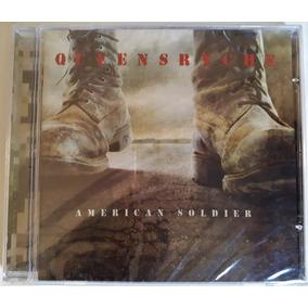 Queensryche - American Soldier - Cd Original Novo Lacrado