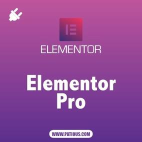 Elementor Pro 2.5.4 Plugin Wordpress + Tema Electro 2019