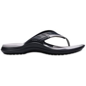 Crocs Originales Modi Sport Flip Azul Hombre 41s