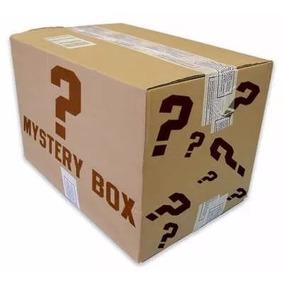 Caixa Misteriosa Surpresa Mistery Box Incrível Novidade Top