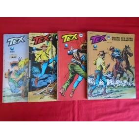 Tex: Nºs 243, 244, 245, 246 - Ed. Globo - ( Ótimo )