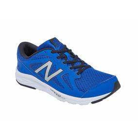 Tenis Deportivo New Balance Azul Para Hombre