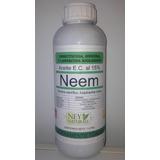 Insecticida De Aceite De Neem Al 15% 1 L