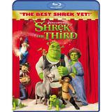 Shrek 3 Blu-ray