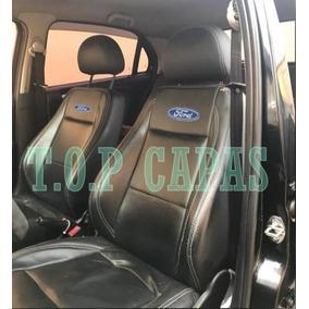 Capas Banco Toda Em Couro Ford Ka Escort Fiesta Ecosport