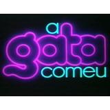Novela A Gata Comeu - 53 Dvds