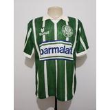 Camisa Futebol Palmeiras 1993 Home Rhumell Tam M Brasileiro