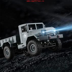 Caminhão Militar Exército Brinquedo Recarregável 4x4 Antigo