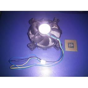 Procesador + Fancooler Socket 775