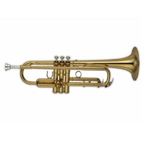 Trompeta Villa En Bb Lacquer Jbtr300l