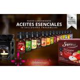 Aceites Esenciales Saphirus Para Hornillos $ 39.90