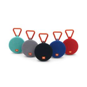 Caixa De Som Portátil Jbl Clip 2 Bluetooth - Original