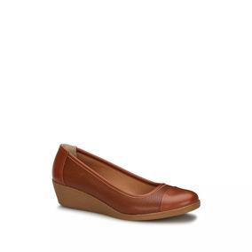 Confort Flat Zapatilla Loafer Mujer Café Andrea 2566849