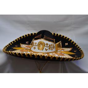 Sombrero Charro Caballito Negro Mariachi Folklor Envio · Sombreros Charro  Mariachi bc88bf5c9e9