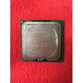 Procesador Intel Pentium D820 2.8ghz