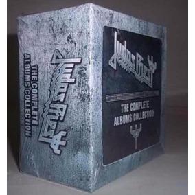 Judas Priest - The Complete Albums Collection + Livreto