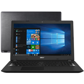 Notebook Acer Aspire 3 Tela 15,6 Hd 1tb+4gb Ram Windows 10