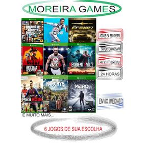 Jogos Xbox One Offline