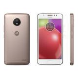 Celular Motorola Moto E4 16gb 2ram 8mp Dual Xt1760 Com Nf