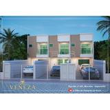 Sobrado 2 Suítes - Res Veneza - Morretes - 2719