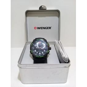 Reloj Wenger Nomad Led Digital Para Hombre