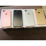 Iphone 7 Plus 128gb Novo Na Cx 1 Ano Garantia Apple