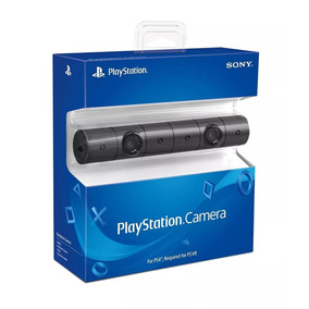 Camera Ps4 Ps Eye Playstation 4 Original Sony Modelo Novo 4k