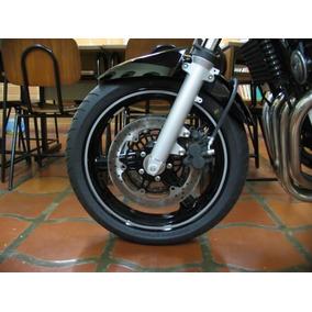 Friso Faixa 5mm Adesivo Refletivo Roda Fita Moto Carro Barat