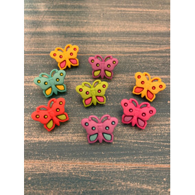 Botones De Mariposas Botones Para Ropa En Forma De Mariposas