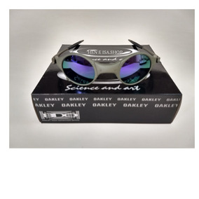 Oculos Oakley Mars Medusa Roxa + Saquinho + Caixa Da Oakley. R  79 ccdf4b7797