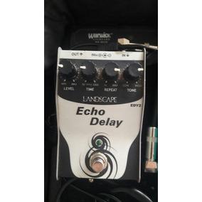 Pedal Echo Delay