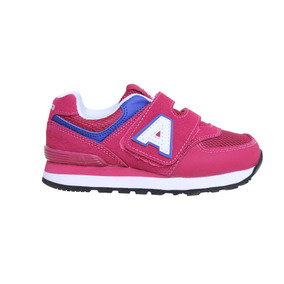 Zapatillas Addnice Moda R.color Ii Kids Abrojo Niña Fu/fr
