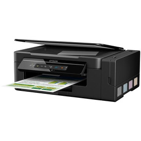Impressora Multifuncional Epson Eco Tank L396, Wi-fi Direct