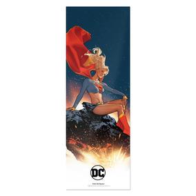 Poster Supergirl Signature Adam Hughes Omelete Box