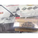 Tanque 1:72 Pz. Kpfw. Vi Tiger Ii 2da Guerra Mundial Salvat
