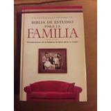 Biblia Nvi Para La Familia.