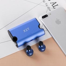 Mini Fone De Ouvido X2t S/ Fio Bluetooth Micro Menor