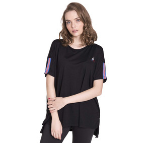 Remera Le Coq Sportif Ess Basic Tee W Mujeres