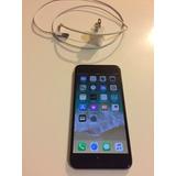 Iphone 6 Plus Impecable Libre Space Gray Día Del Padre