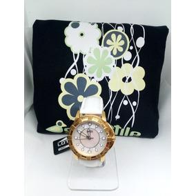 138d7aaf0e25 Reloj Lotus De Mujer 15859 1 + Playera Dama De Regalo