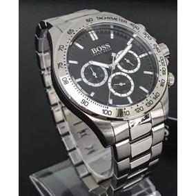 583612e59d5 Relogio Hugo Boss Cronografo - Relógios no Mercado Livre Brasil
