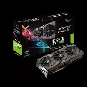 Placa De Vídeo Asus Geforce Gtx1080 A8g Gaming