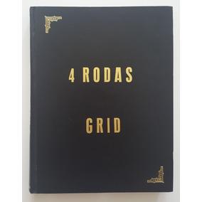 Revistas Grid E Grid/4 Rodas Encadernada Ano 3 Nr 1 A 12