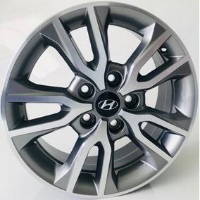 Rodas Hyundai Creta Pcd 2018 Aro 16 * Frete A Pagar**