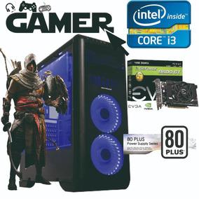 Pc Gamer Intel Corei5 3geração 8gb Ram+ Hd 500 Gb + Brindes