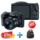 Camara Canon Sx410 20mp 80x Zoom Plus Hd Videos 10/10 Oferta