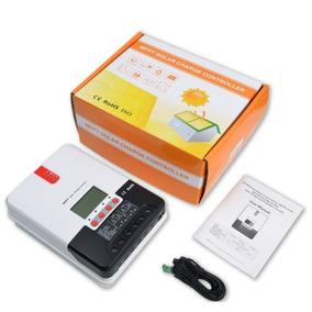 Controlador Carga Solar Mppt 20a