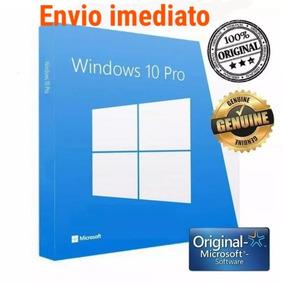 Key Genuina Chave Windows10 Pro 25 Dígitos Ativação Online