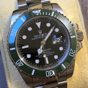 69f20b86d9c Rolex Submariner Black Automatico Fundo - Relógios De Pulso no ...
