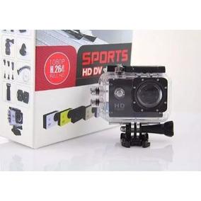 Mini Câmera Filmadora Sports Hd Dv 1080p H264 Full Hd